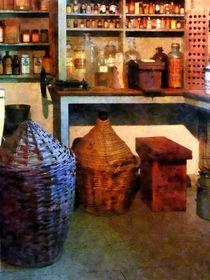 Medicine Bottles and Baskets von Susan Savad