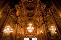 Famed Los Angeles Theater by Brian  Leng