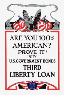 Are you 100% American? Buy Bonds by warishellstore