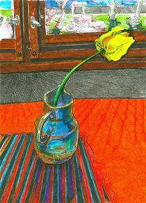Spring Tulip by Mila Muratti