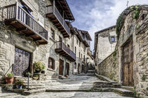 Rupit's Natural Stone Street (Catalonia) by Marc Garrido Clotet