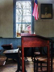Schoolmaster's Desk by Susan Savad