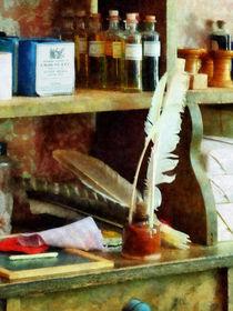 School Supplies in General Store von Susan Savad