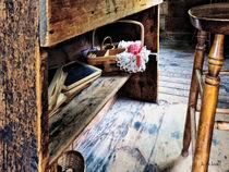 Schoolmarm's Desk by Susan Savad