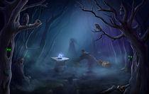 Halloween by Diana Gavrylova