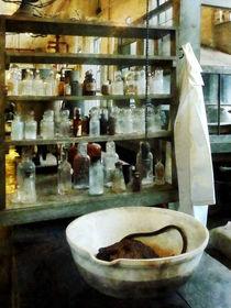 Crucible and Lab von Susan Savad