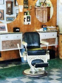 Barber Shop One Chair von Susan Savad