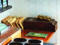 Old Fashioned Adding Machine von Susan Savad