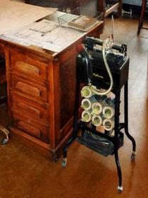 Old Fashioned Dictaphone von Susan Savad