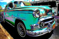 Metallic Car 1950 by rgbilder