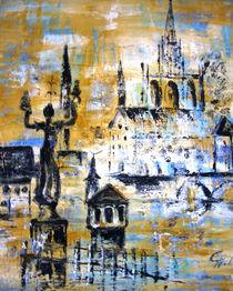 Konstanz 40 x 50 von Christine  Hamm