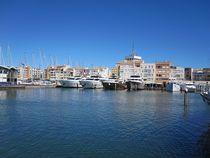 Im Hafen von myarts