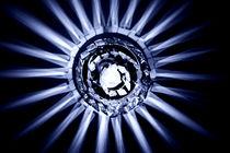 Blauer Stern  von Bastian  Kienitz