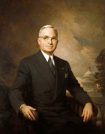 President Harry Truman by warishellstore