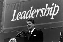 1009-president-ronald-reagan-campaign-speech-leadership-photo-bw