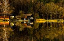 Haus am See von Klaus Tetzner