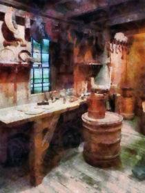 Cooper Shop by Susan Savad