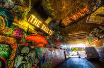 Leake Street London Vault von David Pyatt