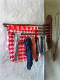 Stockings Hanging to Dry von Susan Savad