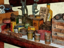 Varnish, Soap and Glue von Susan Savad