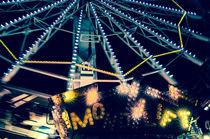 *Moving lights over Munich**** von Gabriele Brummer