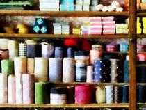 Cloth in General Store von Susan Savad
