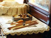 Knitting Supplies by Susan Savad