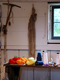Thread and Yarn by Susan Savad