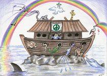 Arche Noah von Dorothea Schmalkoke