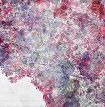 Athens map von Map Map Maps