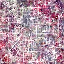 Beijing map von Map Map Maps