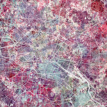 Berlin map by Map Map Maps
