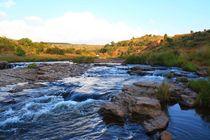 Bourkes' Luck Potholes inmitten der wunderbaren Landschaft Südafrikas von mellieha