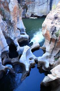 Bourkes' Luck Potholes in Südafrika – Panoramaroute Provinz Mpumalanga von mellieha