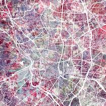Madrid map von Map Map Maps