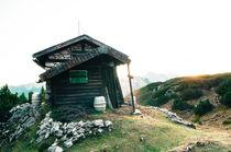 The hut von Gabriele Brummer