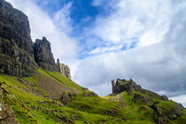 The Quiraing - Isle of Skye by Víctor Bautista