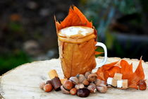 Autum Coffee by Sorin Lazar Photography