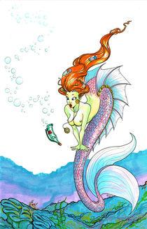 Mermaid-pinup-femmale