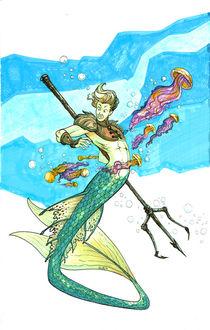 Mermaid-pinup-male