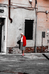 Einsam in Venedig von Helge Lehmann