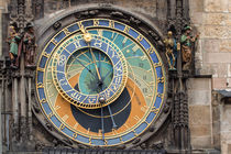 Astronomische Uhr, Prag by Jan Schuler