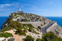 Cap Formentor, Mallorca by Jan Schuler