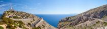 Cap Formentor, Mallorca, Panorama von Jan Schuler