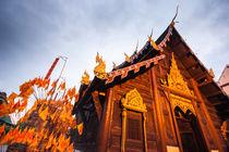 Buddhistischer Tempel by Jan Schuler