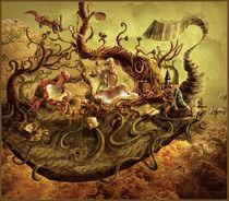 Steampunk pioneer by Larisa Glushakova