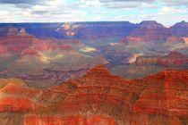 Die Weiten des Grand Canyon by ann-foto