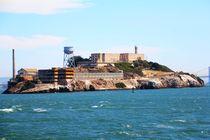 Alcatraz Island, die Insel der Einsamkeit von ann-foto