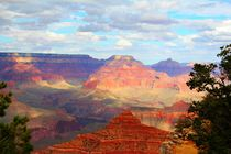 Schattenspiel im Grand Canyon Nationalpark von ann-foto