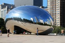 The Bean in Chicago von ann-foto